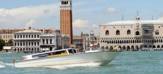Venice Taxi Boat - Water Limousine